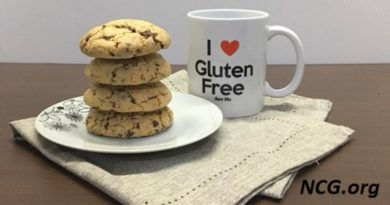 Cookie americano na Não Contém Glúten by Silvia Kawaguti