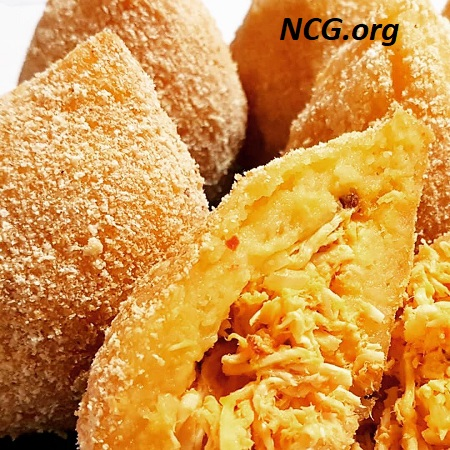 Coxinhas sem gluten - Delivery sem gluten em SP : Dos Deuses Gastronomia - NaoContemGluten.ORG