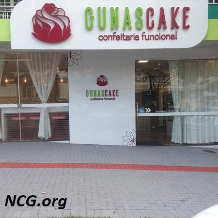 Fachada da Gunas Cake sem gluten - Confeitaria sem gluten em Chapecó (SC) Gunas Cake - Não Contém Gluten