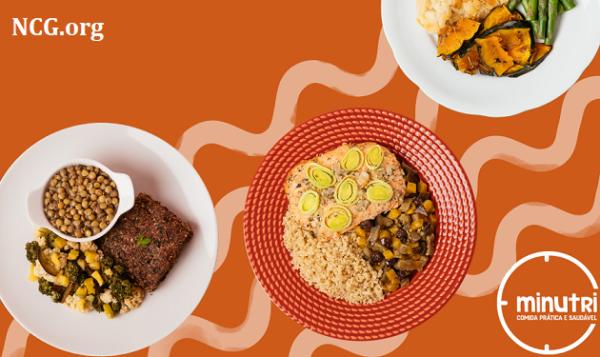 Minutri sem gluten e sem lactose : franquia de comida prática e saudável