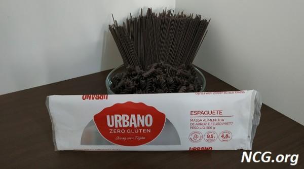 Macarrão de arroz com feijão : o lançamento da Urbano Alimentos !!