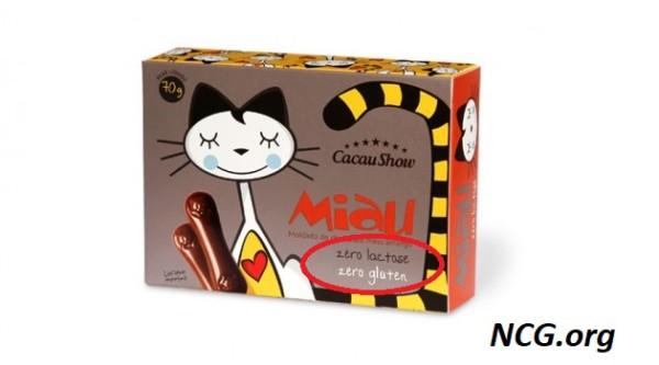 Chocolate Cacau Show tem gluten ? Veja a resposta do SAC !!