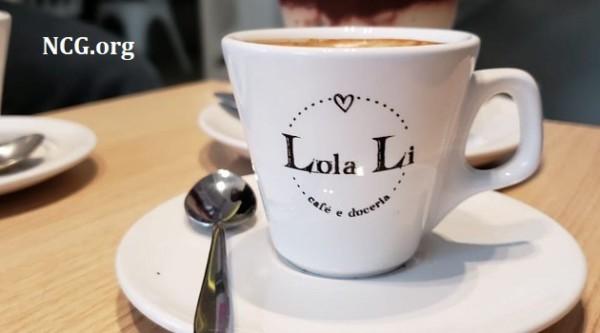 Lola Li Café e Doceria : Cafeteria sem gluten e sem leite em Curitiba - PR