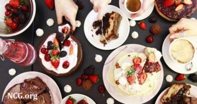 Bolos e tortas sem gluten -Lola Li Café e Doceria : Cafeteria sem gluten e sem leite em Curitiba - PR