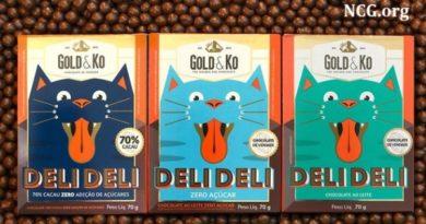 Gold & Ko chocolate Deli Deli e Deli + contém gluten ? Confira aqui a resposta do SAC !