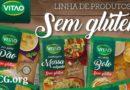 mix de pão sem gluten da Vitao Alimentos