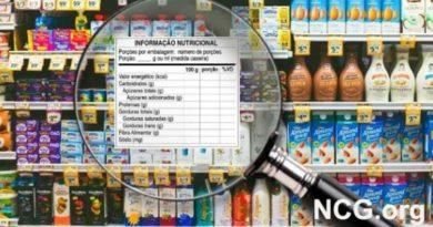 ANVISA publica consulta pública sobre rotulagem nutricional dos alimentos