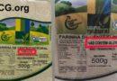 """Rotulagem errada : farinha de centeio integral """"Não Contém Gluten"""""""