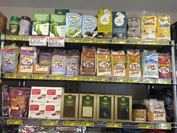 Loja de Produtos sem glúten em São Paulo (SP) - Casa Santa Luzia - Produtos importados sem glúten. NCG.org