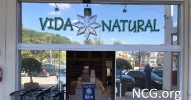 Loja de produtos sem glúten – Granja Viana/SP (ZO) – Vida Natural - Faxada
