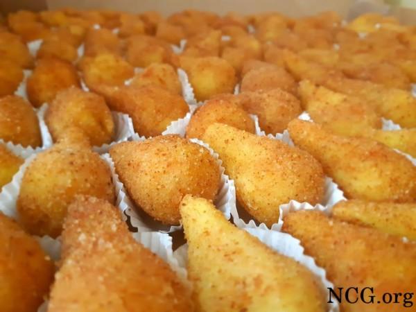 Coxinhas sem gluten - Loja de bolos sem gluten em Curitiba (PR) ZIZI Gluten Free - Não Contém Gluten