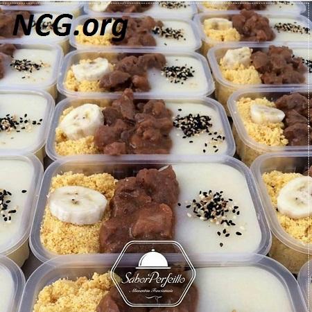 Carne de panela com farofa sem gluten - Loja de produtos funcionais sem gluten em Natal (RN) Sabor Perfeitto - Não Contém Gluten