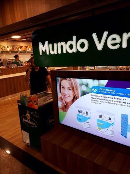 Loja Mundo Verde em Aeroporto de Cumbica, Guarulhos/SP produtos sem glúten