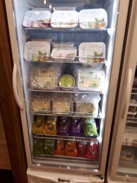 Loja Mundo Verde em Aeroporto de Cumbica, Guarulhos/SP refrigerados sem glúten