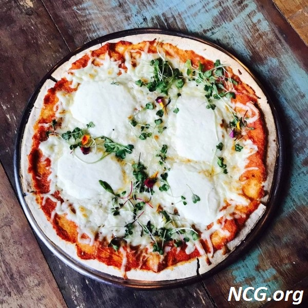 Pizza sem gluten - Restaurante sem gluten em Blumenau (SC) Âme Gastronomia Funcional - Não Contém Gluten