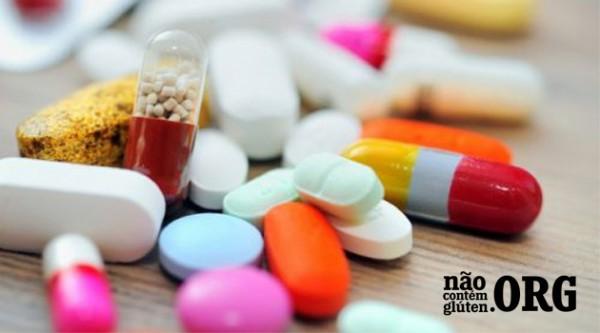 Lista de medicamentos que contem gluten - NaoContemGluten.ORG