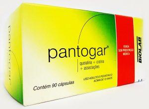 PANTOGAR CONTÉM GLÚTEN - Lista de medicamentos que contem gluten