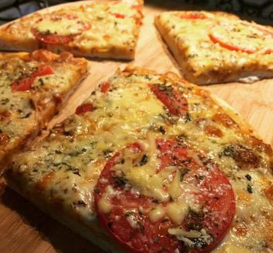 Delivery Sem glúten Pizza sem glúten