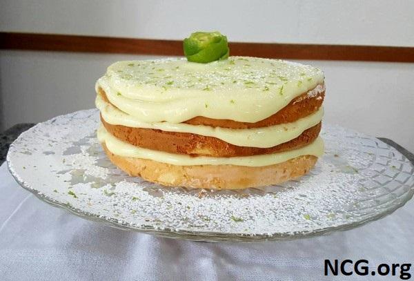 Bolo de limão sem gluten - Delivery sem gluten em Porto Alegre (RS) Casa do Pão Sem Gluten - Não Contém Gluten