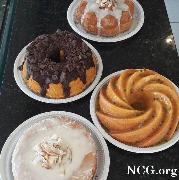 Bolos sem gluten e sem leite - Padaria sem gluten e sem lactose em Brasília (DF) Komboleria - Não Contém Gluten