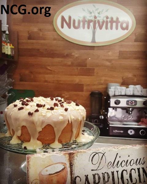 Loja de produtos naturais em Itaperuna (RJ) - Nutrivitta Produtos Naturais - Bolo sem glúten. NCG.org