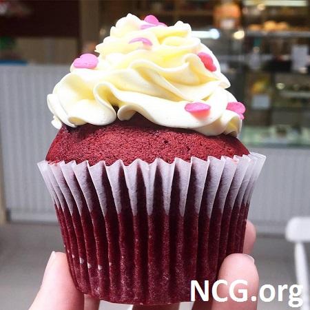 Cupcake sem glúten - Doceria sem glúten em Brooklin (SP) Colher de Mel Não contém glúten
