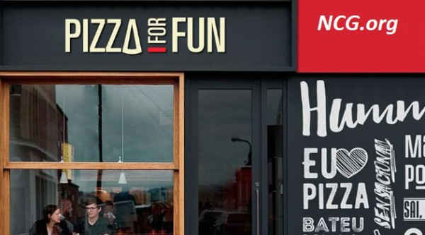Pizza For Fun : Pizzaria sem gluten em São Paulo - SP