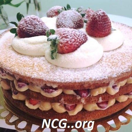 Bolo de brigadeiro branco sem gluten e lactose - Loja de bolo sem gluten e lactose em São Paulo (SP) PRA LÁ De BOM - Não Contém Gluten
