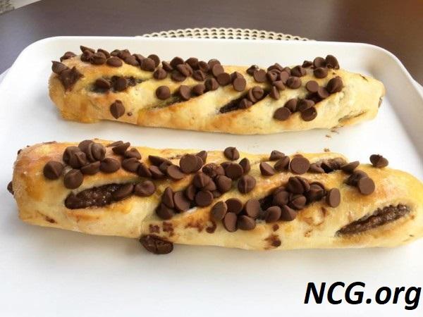 Rosca de chocolate sem gluten - Padaria sem gluten em Belo Horizonte (MG) Não Contém - Não Contém Gluten