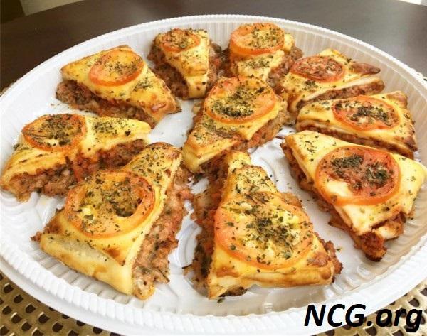 Pão pizza sem gluten - Padaria sem gluten em Belo Horizonte (MG) Não Contém - Não Contém Gluten