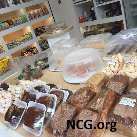 Produtos sem gluten - Padaria sem gluten em Belo Horizonte (MG) Não Contém - Não Contém Gluten