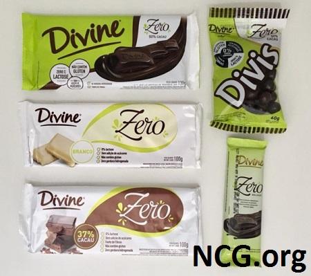 chocolate sem glúten - Loja de produtos sem glúten em Santa Catarina (SC) Mara Sem Glúten. Não Contém Glúten