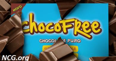 Chocolate ChocoFree tem gluten ?? Veja aqui a resposta do SAC