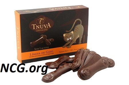 Língua de gato sem gluten e sem leite - chocolate Tnuva tem gluten ?? Veja a resposta do SAC - Não Contém Gluten