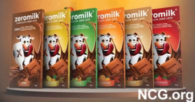 Chocolate ZeroMilk tem gluten ?? Veja aqui a resposta do SAC