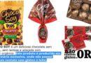 Chocolate Choco Soy tem gluten? Resposta do SAC
