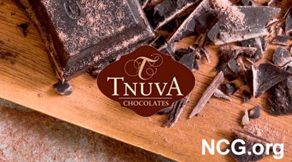 chocolate Tnuva tem gluten ?? Veja aqui a resposta do SAC