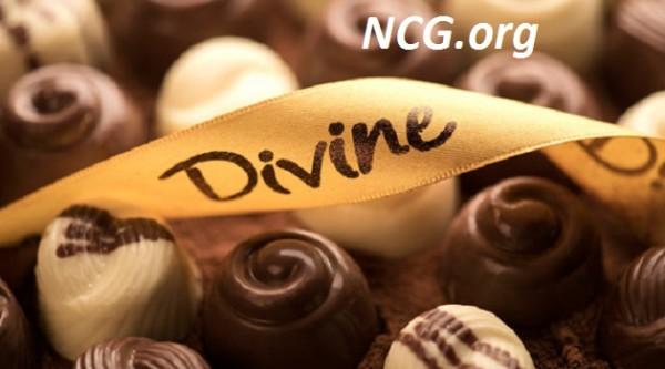 Chocolate Divine tem gluten ?? Veja a resposta do SAC