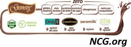 Veja aqui quais as diferenças entre os chocolates sem gluten - Chocolates Genevy : Chocolates sem gluten !! Veja a resposta do SAC – NaoContemGluten.ORG