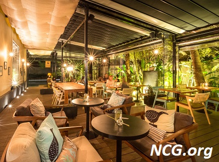 Parte interna do restaurante Nambu sem gluten +10 Restaurantes sem gluten em São Paulo - NaoContemGluten.ORG