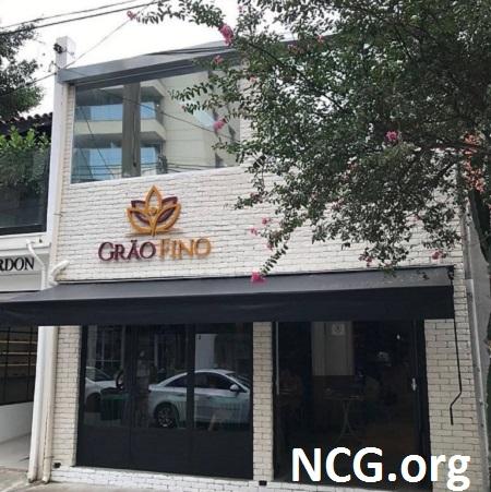 Fachada do Grão Fino sem gluten +10 Restaurantes sem gluten em São Paulo - NaoContemGluten.ORG