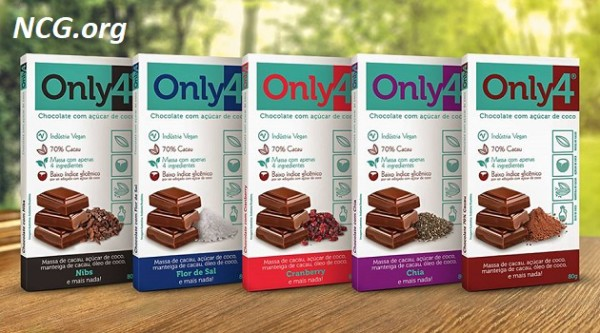 +10 chocolates sem gluten e opções sem leite, lactose, açúcar e vegano