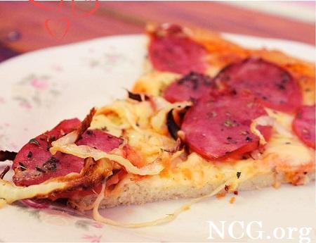 Pizza sem gluten - Delivery sem gluten em Foz do Iguaçu (PR) Panelinha Saudável - Não Contém Gluten