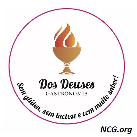 Logo Dos Deuses Gastronomia sem gluten - Delivery sem gluten em SP : Dos Deuses Gastronomia - NaoContemGluten.ORG