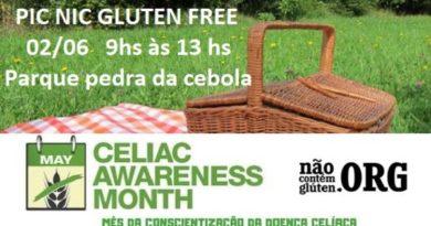 Eventos do mês da conscientização da doença celíaca