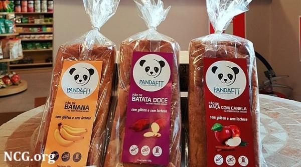Panda Fit Café : Fitness coffee house sem gluten em São Caetano - SP
