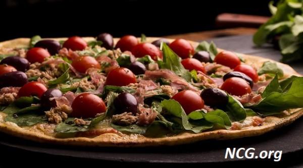 Pizzaria sem gluten em São Paulo - SP