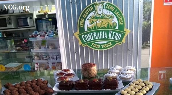 Confraria Kero Food Truck sem gluten em Porto Alegre - RS