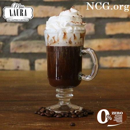 Frapuccino sem gluten - Restaurante sem gluten em Foz do Iguaçu (PR) Miss Laura - Não Contém Gluten