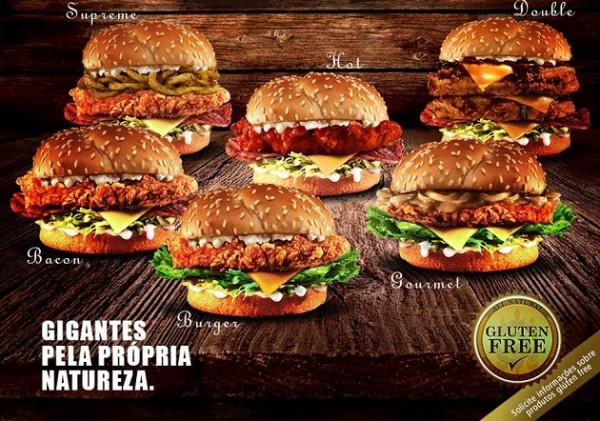 CHiKn's : Fast Food sem gluten emBlumenau - SC